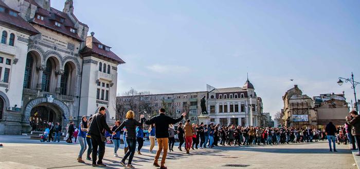 ZIUA DOBROGEI în Piaţa Ovidiu. Muzică, dansuri, ateliere şi festival gastronomic!
