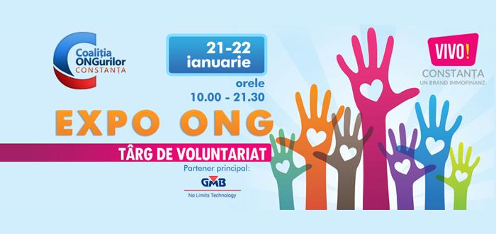 EXPO ONG ediția a 2-a! ONGurile constănțene se pot înscrie până pe 24 decembrie