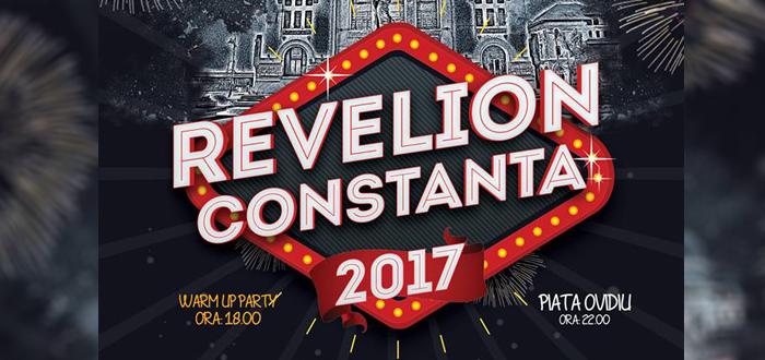 REVELION 2017 în Piaţa OVIDIU! Pe scenă urcă VOLTAJ, CARGO şi ANDA ADAM