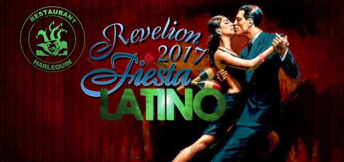REVELION 2017 la Harlequin Mamaia. FIESTA LATINO cu Danny Mazo!