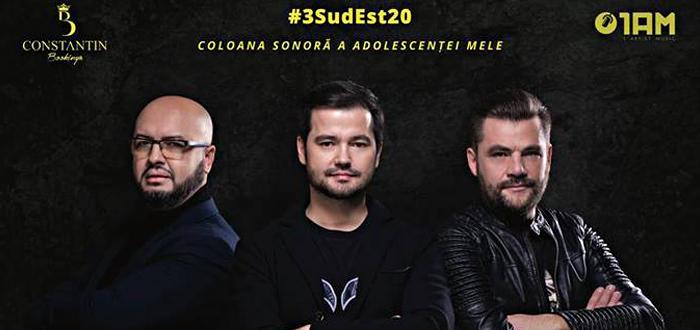 Concert 3 SUD EST & Live Band, la Phoenix