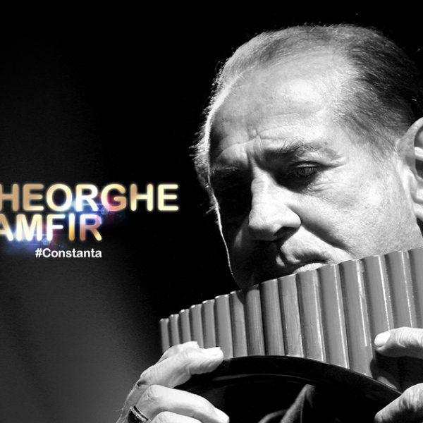 Concert extraordinar GHEORGHE ZAMFIR, la Halrequin