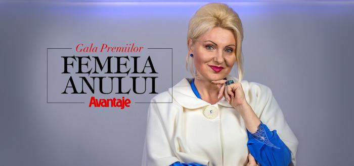 """MAGDA BEI, constănţeanca nominalizată """"Femeia Anului"""", de revista Avantaje"""