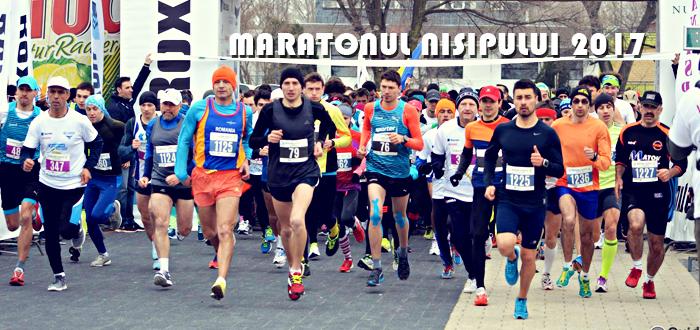 Vino să alergi la MARATONUL NISIPULUI 2017