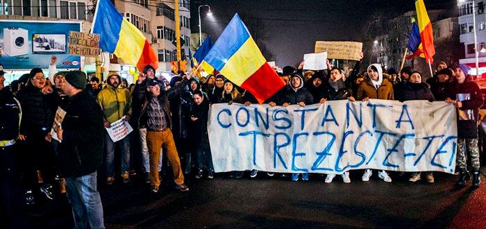 UPDATE. CONSTANŢA PROTESTEAZĂ 10 ZILE! Manifestaţiile continuă şi LUNI