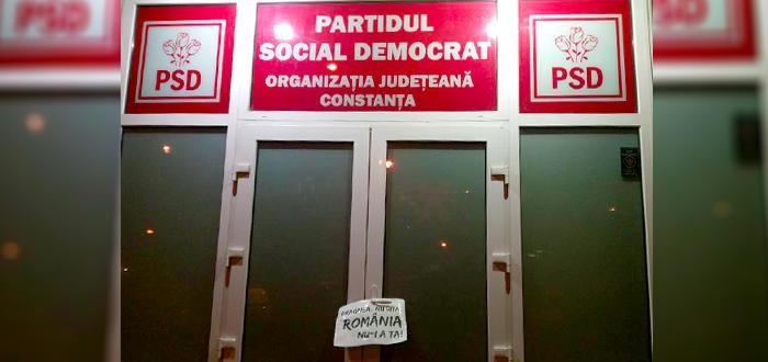 Aveți ONOARE și CURAJ, domnilor din PSD CONSTANȚA?