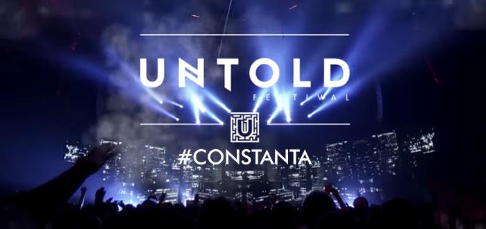Festivalul UNTOLD ar putea fi organizazt şi la Constanţa