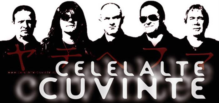 CELELALTE CUVINTE aniversează 35 de ani! Super-concert la Doors Club