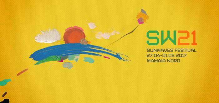 Festivalul SUNWAVES 21, în Mamaia Nord! Biletele au fost puse la vânzare