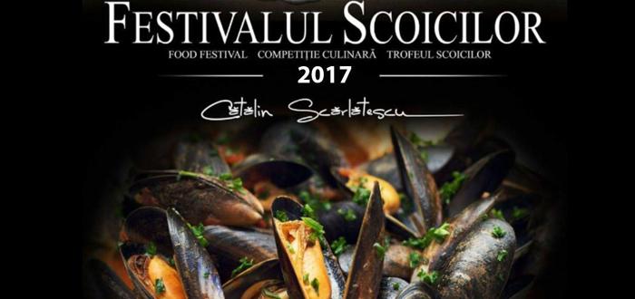 FESTIVALUL SCOICILOR şi Chef Cătălin Scărlătescu revin la Constanţa, în Piaţa Ovidiu