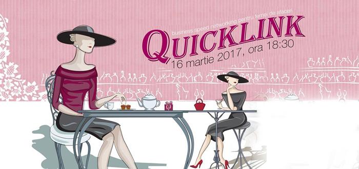 Business Networking pentru FEMEILE DE AFACERI din Constanţa! QUICKLINK