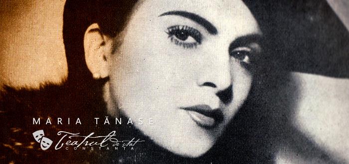 MARIA TĂNASE. Un spectacol inedit, la Teatrul de Stat