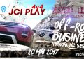 JCI PLAY 4x4 revine! OFF-ROAD Business Networking la Peştera Liliecilor