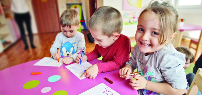 Înscrieri la grădiniţele din Constanţa. Sunt primiţi şi copii de 2 ani!