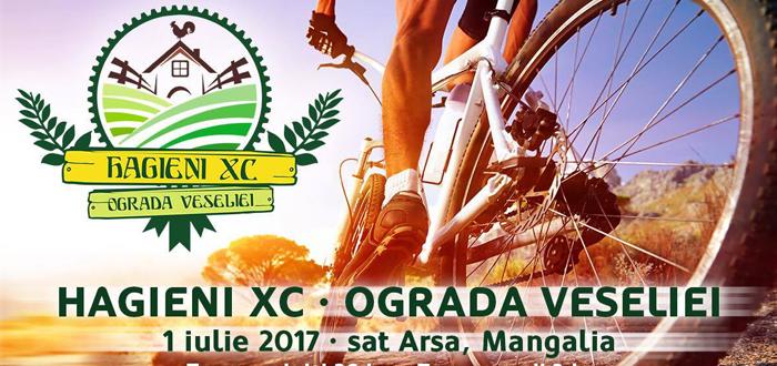 """Bicicliştii, invitaţi să participe la concursul """"HAGIENI XC – Ograda Veseliei 2017"""""""