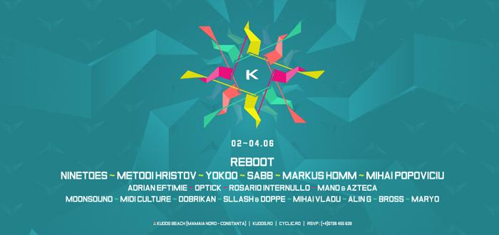 Zeci de DJ, trei zile şi trei nopţi, la KUDOS FEST 6, în Mamaia