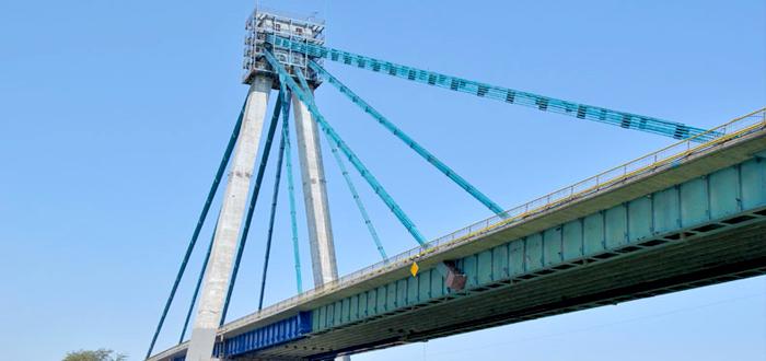 Podul Agigea a fost REDESCHIS. Se circulă pe patru benzi!