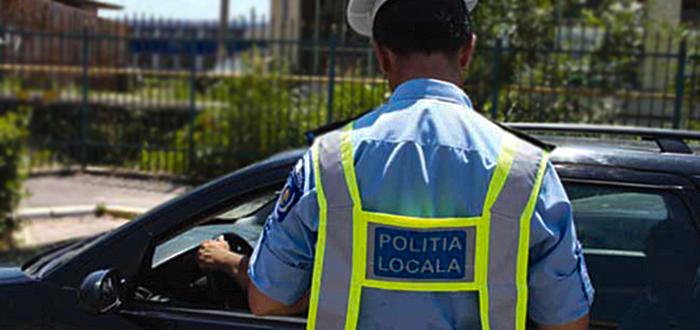 Decizie a Înaltei Curţi de Justiţie: Poliţia Locală NU MAI POATE AMENDA şoferi!