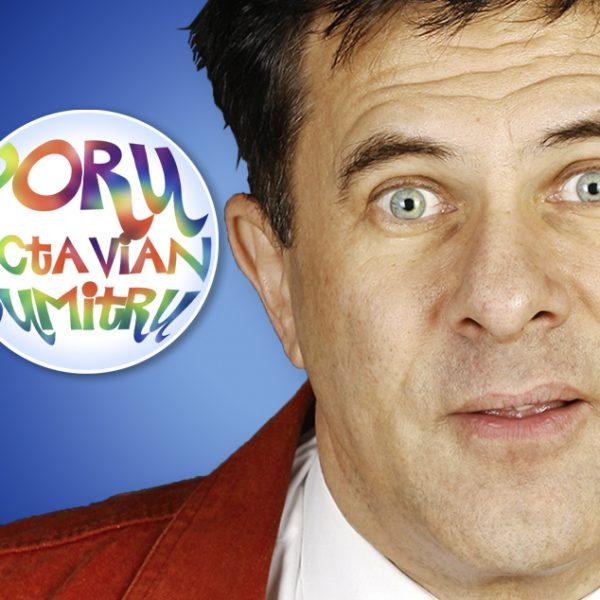 Doru Octavian Dumitru revine cu un NOU show de comedie, la Harlequin