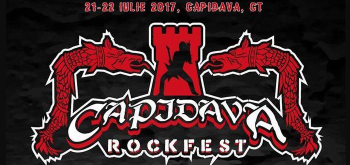 CAPIDAVA ROCK FEST. Live rock şi pescuit pe malul Dunării!