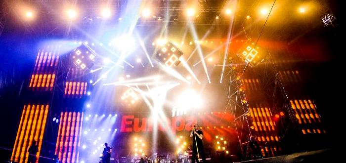 Loredana, Delia, Smiley, Andra şi mulţi alţii la Europa FM LIVE PE PLAJĂ