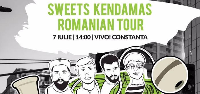Sweets Kendamas Romanian Tour, la Vivo! Constanta