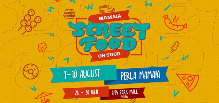 STREET FOOD Festival revine! ZECE ZILE, în Mamaia