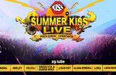 SUMMER KISS LIVE! Trei weekend-uri de festival în Piaţa Ovidiu