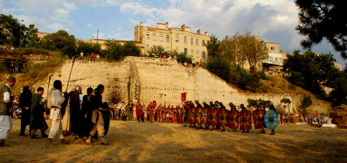 Festivalul Antic TOMIS revine și în acest an la Constanța