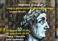 """Teatru: """"Viaţa şi pătimirile lui Ovidius Publius Naso"""". Acces gratuit!"""