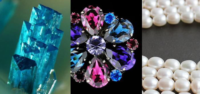 Perle, cristale, pietre semipreţioase şi bijuterii, la MINERAL EXPO 2017