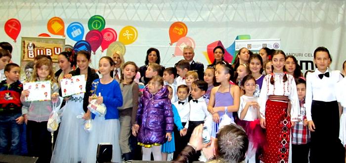 Cei mici sunt invitaţi la CARAVANA ISTEŢILOR, la Vivo!