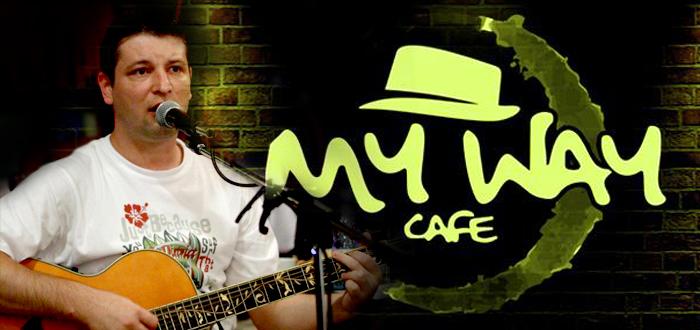 Concert SILVIU COVACI, la My Way Caffe