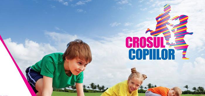 CROSUL COPIILOR 2017. Competiţie sportivă pentru cei mici!