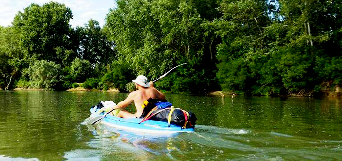 Dream Explorer te invită să descoperi Delta Dunării cu caiacul!