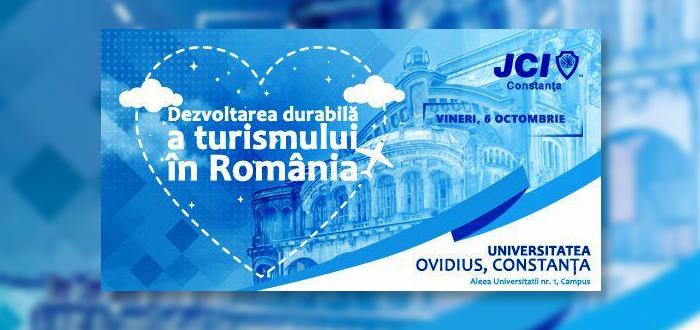 """Conferinţă """"Dezvoltarea durabilă a turismului în România"""""""
