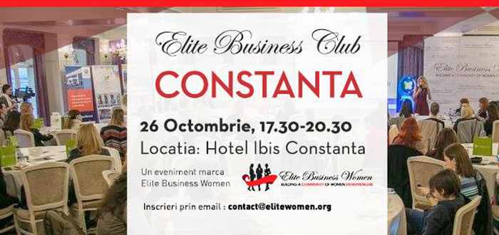 Workshop de business. Femeile de afaceri sunt invitate la ELITE BUSINESS CLUB