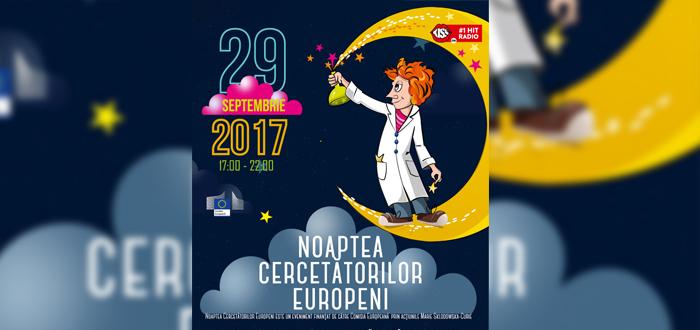La Constanţa se va desfăşura, în premieră, Noaptea Cercetătorilor Europeni