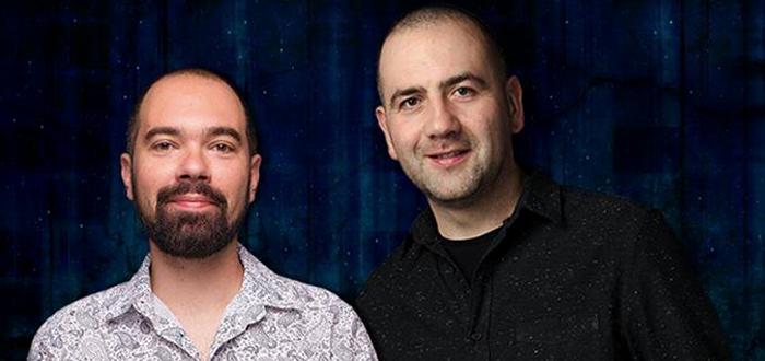 Stand-up cu TEO şi VIO, la Club Phoenix