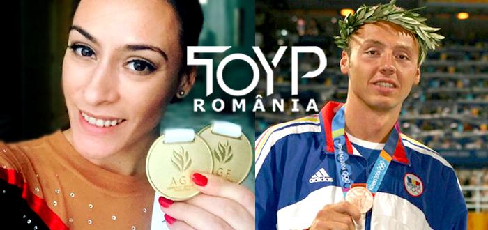 CĂTĂLINA PONOR şi RĂZVAN FLOREA, printre cei 10 tineri remarcabili ai Constanţei, nominalizaţi de JCI în proiectul TOYP!