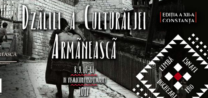 Festivalul ZILELE CULTURII ARMÂNE, la Constanţa