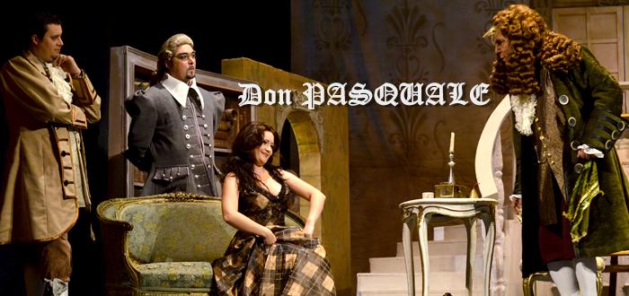 "DON PASQUALE, pe scena TNOB ""Oleg Danovski"""