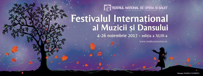 Festivalul Internaţional al Muzicii și Dansului – Ediţia XLIII