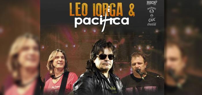 Concert LEO IORGA şi PACIFICA, la Doors Club