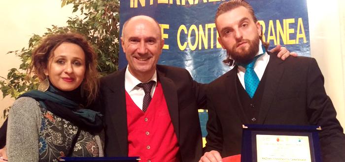 Constănțeanca Lelia Rus Pîrvan, premiată la Concursul Internațional de Artă Contemporană  din Sulmona