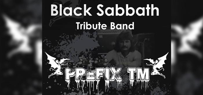 Concert tribut BLACK SABBATH, cu Prefix TM, la Phoenix