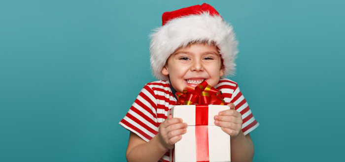 Cum alegem cadoul de Crăciun pentru copii, în funcție de vârsta lor?