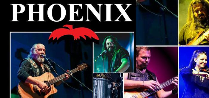 PHOENIX revine la PHOENIX! Super-concert la Constanţa