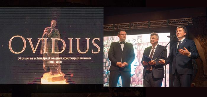 Gala Finală a Festivalului Mondial de Arte şi Interculturalitate Ovidius