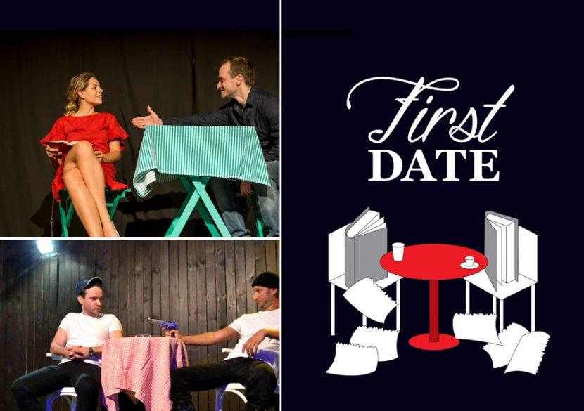 FIRST DATE. În premieră la Constanţa, pe scena Harlequin